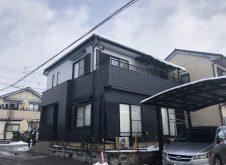池田町 Y様邸外装リフォーム工事