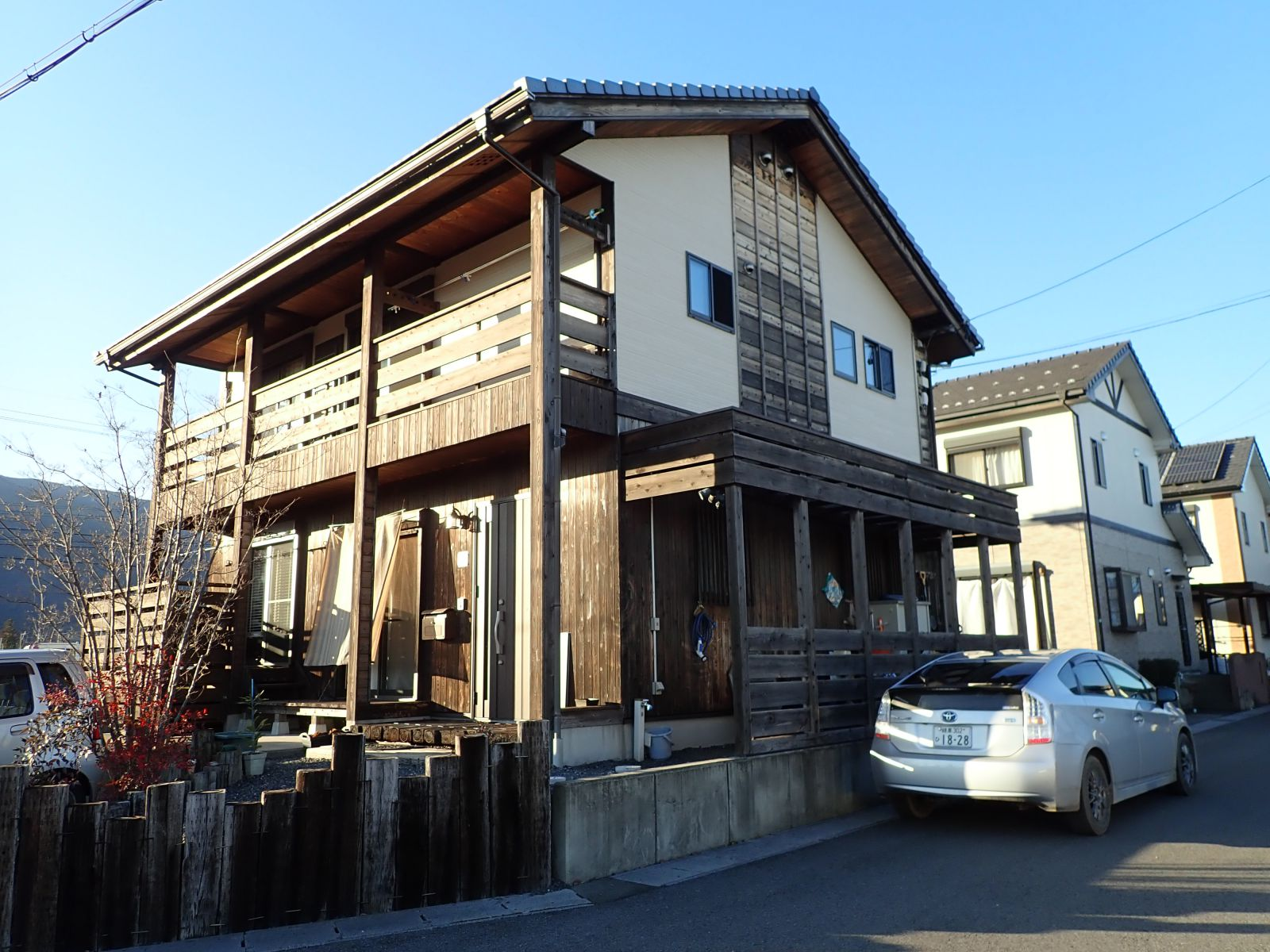 池田町S様邸